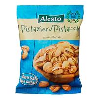 Фісташки Alesto без солі